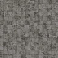 CP00716 - Capri Mosaic Tile Black Silver Sketchtwenty3 Wallpaper