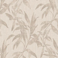 TP21231 - Passenger Leaf Pattern Neutral Galerie Wallpaper
