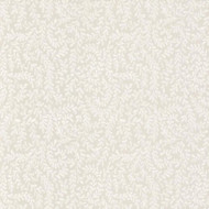 1601-104-05  - Rosemore Small Leaf Trail Grey White 1838 Wallpaper