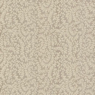 1601-104-02  - Rosemore Small Leaf Trail Taupe 1838 Wallpaper