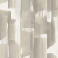 377005 - Stripes Wet Paint Effect Beige Taupe Cream Eijffinger Wallpaper