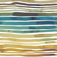 377215 - Stripes Brushstroke Stripes Multicoloured Eijffinger Wallpaper