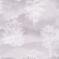 90822 - Patterdale Silhouette Trees Heather Holden Decor Wallpaper
