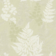 90842 - Patterdale Leaf Leaves Green Holden Decor Wallpaper
