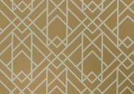 1907-140-07 - Elodie Geometric Symmetrical Lines Mustard 1838 Wallpaper