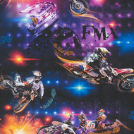 306561 - Boys & Girls Bikers Motorbikes Multicoloured AS Creation Wallpaper