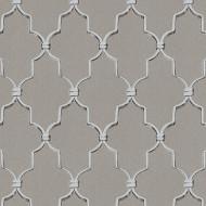 ES31120 - Escape Decorative Stone Trellis Brown Galerie Wallpaper