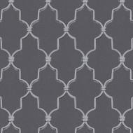 ES31121 - Escape Decorative Stone Trellis Grey Galerie Wallpaper