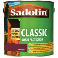 Sadolin Classic Wood Protection Wood Stain Mahogany 1 Litre