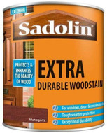 Sadolin Extra Wood Protection Wood Stain Mahogany 2.5 Litre