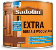 Sadolin Extra Wood Protection Wood Stain Redwood 2.5 Litre