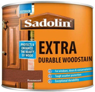 Sadolin Extra Wood Protection Wood Stain Rosewood 2.5 Litre