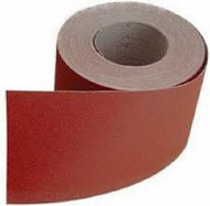 50mtr Sait Abrasives Sandpaper Aliminium Oxide Roll Abrasive Paper P60 Coarse