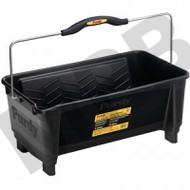 """Purdy Tub 19ltr Roller Scuttle Dual Roll Off 5 Gallon Bucket for 18"""" Rollers"""