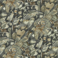 112168 - Momentum 6 Butterfly Wings Onyx Bronze Harlequin Wallpaper