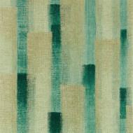 112201 - Momentum 6 Paint Brush Strokes Emerald Green Harlequin Wallpaper