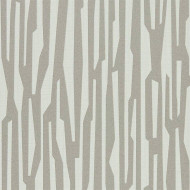 112172 - Momentum 6 Geometric Metallic Beaded Dove Grey Harlequin Wallpaper