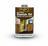 Rustins 2.5 Ltr Danish Oil DAN02500