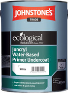 2.5ltr Johnstones Joncryl Water Based Primer Undercoat