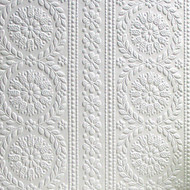 Anaglypta Wallcovering Paintable Textured Wallpaper Townsend RD340