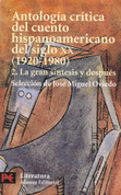 Antología crítica del cuento hispanoamericano Siglo XIX - Annotated Anthology of 19th Century Latin American Short Stories