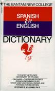 The Bantam New College Spanish/English Dictionary