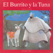 El burrito y la tuna - The Donkey and the Prickly Pear Plant