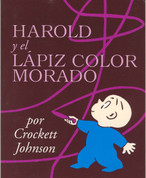 Harold y el lapiz color morado - Harold and the Purple Crayon