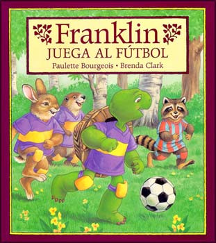 Franklin juega al fútbol - Franklin Plays the Game