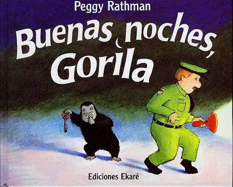 Buenas noches, gorila - Good Night, Gorilla