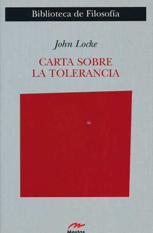 Carta sobre la tolerancia - Espistola de Tolerantia