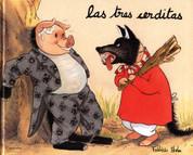 Las tres cerditas - The Three Little Girl Pigs