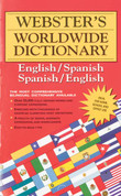 Webster's Worldwide Dictionary English-Spanish/Spanish-English