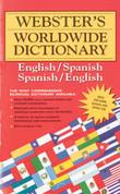 Webster's Worldwide Dictionary English-Spanish/Spanish-English