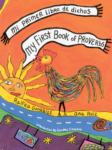 Mi primer libro de dichos/ My First Book of Proverbs