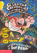 El Capitán Calzoncillos y la furia de la supermujer macroelástica - Captain Underpants and the Wrath of the Wicked Wedgie Women