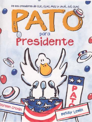 Pato para presidente - Duck for President