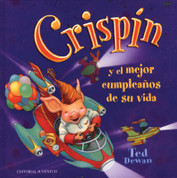 Crispin y el mejor cumpleaños de su vida - Crispin and the Best Birthday Surprise Ever