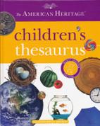 The American Heritage Children's Thesaurus