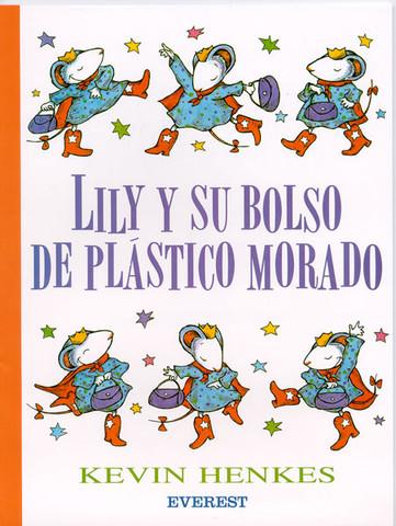 Lily y su bolso de plástico morado - Lilly's Purple Plastic Purse