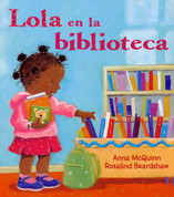 Lola en la biblioteca - Lola at the Library