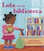 Lola en la biblioteca - Lola at the Library