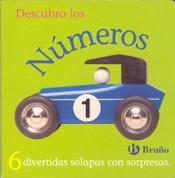 Descubro los números - Flip Flaps I Love Number