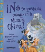 ¡No te gustaría trabajar en la muralla china! - You Wouldn't Want to Work on the Great Wall of China!