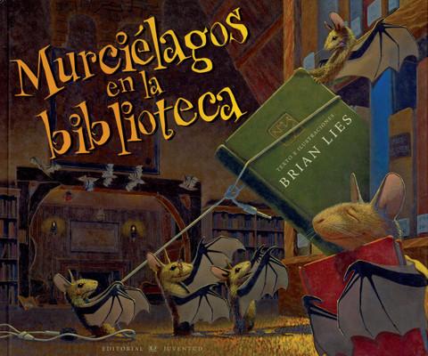 Murciélagos en la biblioteca - Bats at the Library