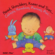 Head, Shoulders, Knees, and Toes/Cabeza, hombros, piernas, pies