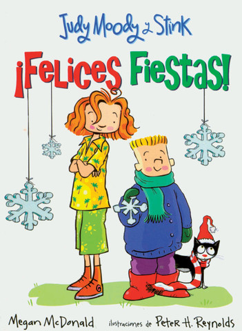 Judy Moody y Stink: ¡Felices fiestas! - Judy Moody & Stink: The Holly Joliday
