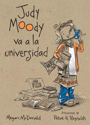 Judy Moody va a la universidad - Judy Moody Goes to College