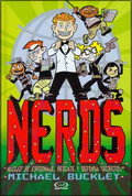 Nerds: Núcleo de espionaje, rescate y defensa secretos - Nerds: National Espionage, Rescue & Defense Society