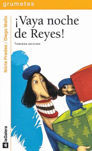 ¡Vaya noche de Reyes! - What a Kings' Night!